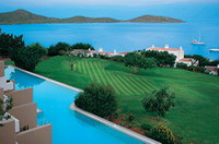 Отель PORTO ELOUNDA RESORT(5*), фотография 01; Территория отеля