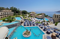 Отель IBEROSTAR LINDOS ROYAL(4*), фотография 01; Территория
