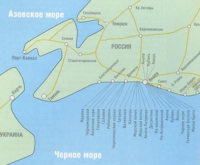 Джемете Карта Улиц