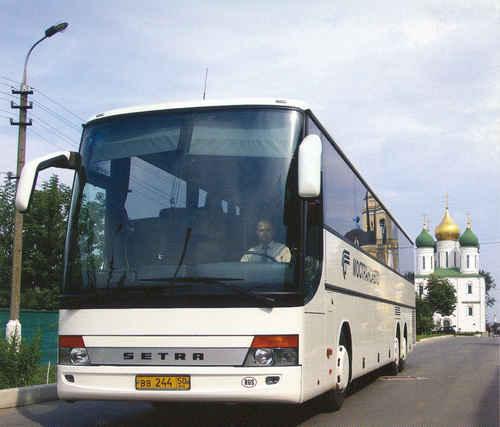 Туры на автобусе на юг