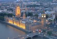 Туры в Лондон - Дом Парламента