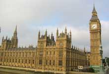 Туры в Лондон - Биг-Бен