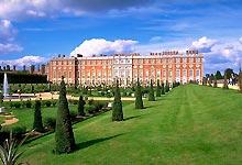 Туры в Лондон - Хэмптон Корт (Hampton Court)