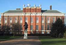 Туры в Лондон - Кенсингтонский дворец