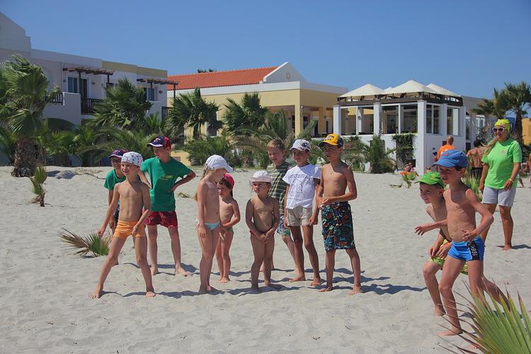 CLUB SALUT-MARMARI BEACH 4*+
