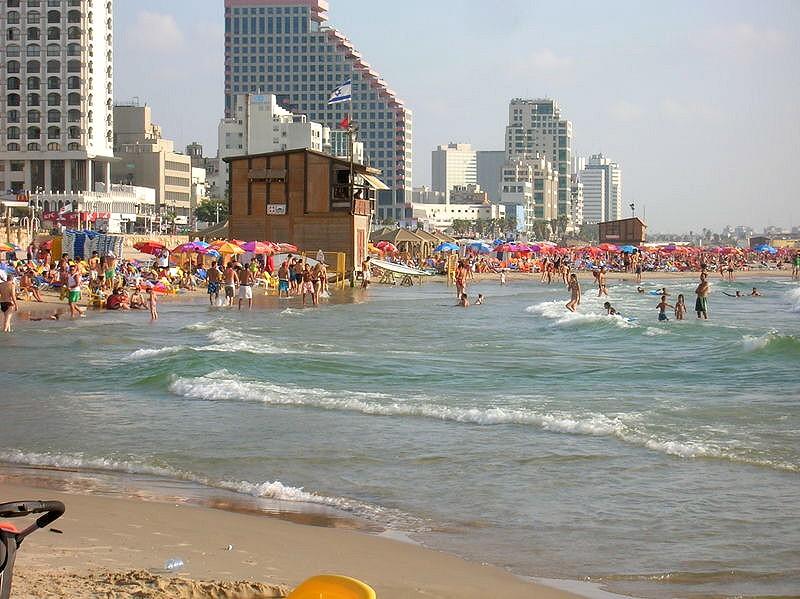 Набережная Тель-Авива