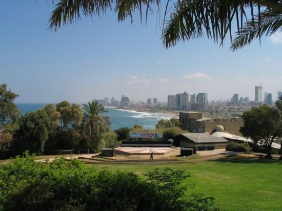 Тель-Авив - Яффо. деловая столица Израиля.