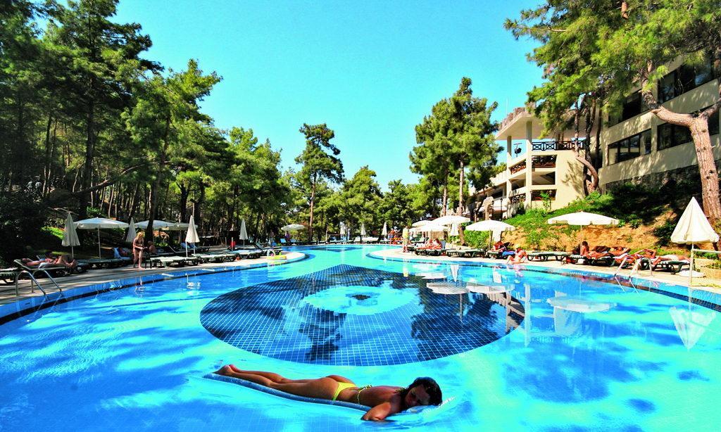 Турция аланья отели