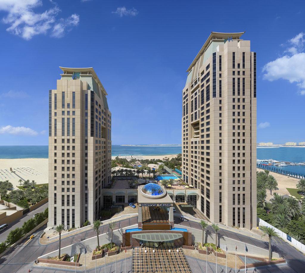 Отзывы об отеле habtoor grand resort  spa 5* (оаэ/дубай)