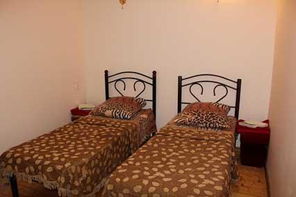 2-комнатный номер с 2 балконами