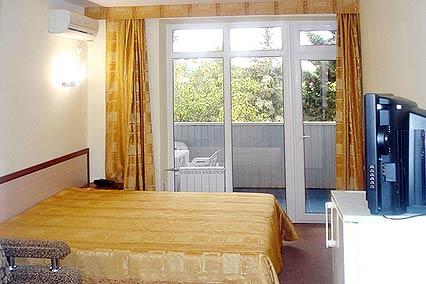 Стандартный 2-местный ПК с французской кроватью
